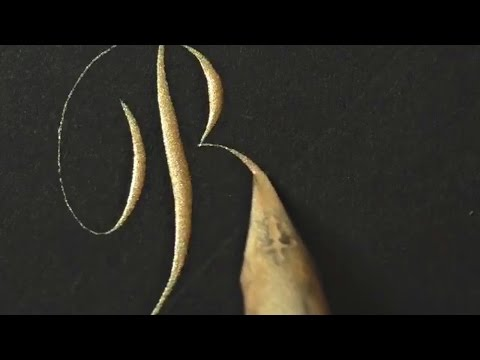 SATISFYING CALLIGRAPHY VIDEO COMPILATION! #3