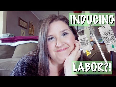 PREGNANCY TIPS | HOW I HAD AN INDUCTION WITHOUT AN EPIDURAL | NATURAL LABOR INDUCTION