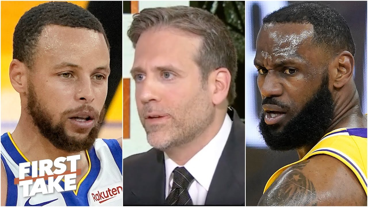 Max explains why LeBron has hurt Steph Curry's legacy   First Take