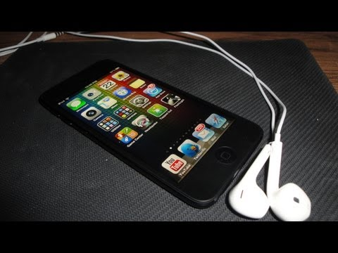 iPod Touch 5th Generation 32gb Slate Unboxing, Overview, and Comparison