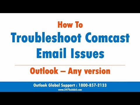 How to Troubleshoot Comcast Email Issues