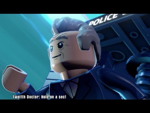 LEGO Dimensions Walkthrough Part 5 - LEGO Doctor Who
