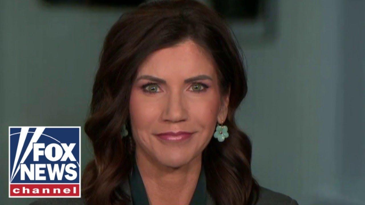 Kristi Noem vows to fight Biden admin's proposed vaccine passports