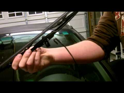 How to Change Your Cars Wiper Blades
