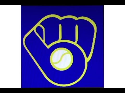 Black Ops 2 emblem - MLB Milwaukee Brewers Throwback Logo
