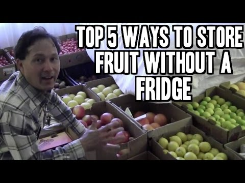 Top 5 Ways to Store Fresh Fruit without a Fridge
