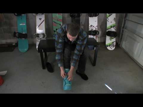 Snowboard Boot Lace Puller