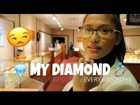 A DIAMOND FELL OUT!! | Taliman Vlogs
