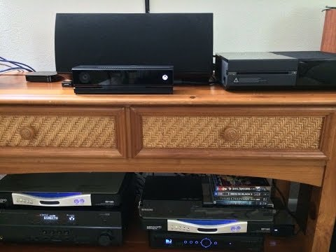 Xbox One - TV Integration & Home Theater Install (Quick Tutorial)