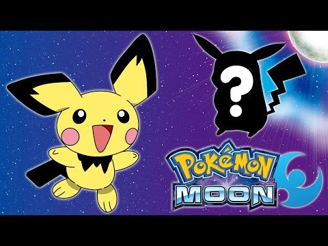 Pokemon: Moon - Pichu Finally Evolved