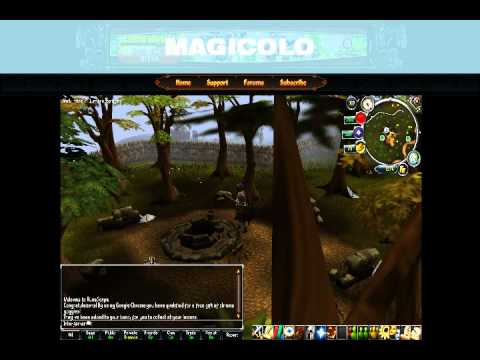 Runescape - Jagex Gameplay by Magicolo 46
