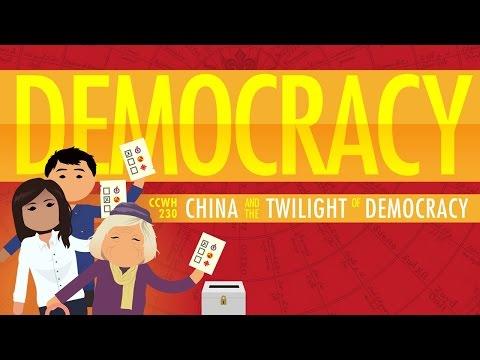 Democracy, Authoritarian Capitalism, and China: Crash Course World History 230