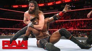 Bobby Lashley vs. Elias: Raw, Sept. 17, 2018
