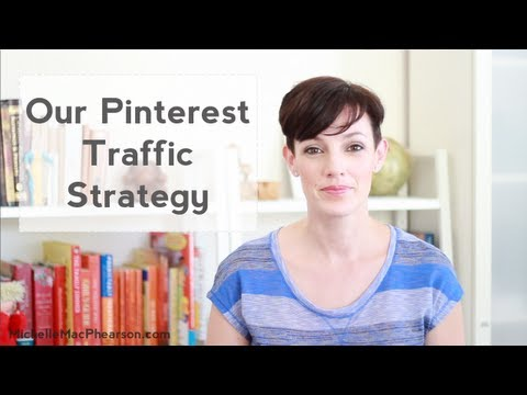 The 1500 Visits Per Day Pinterest Traffic Strategy