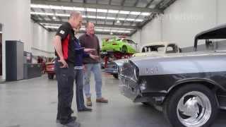 Car Restoration Specialists based in Melbourne Australia - Creative Custom Cars
