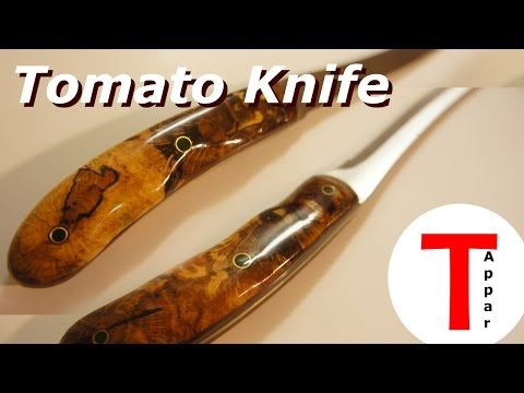 Serrated Tomato Knife