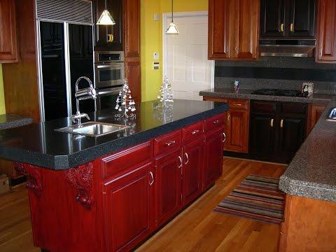Cherry Oak Cabinet