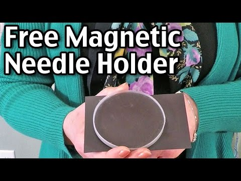 Free Magnetic Needle Holder