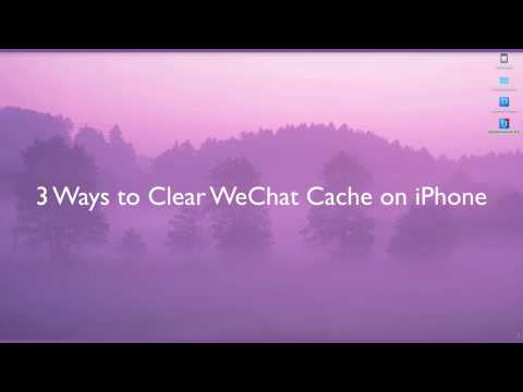 3 Ways to Clear WeChat Cache on iPhone