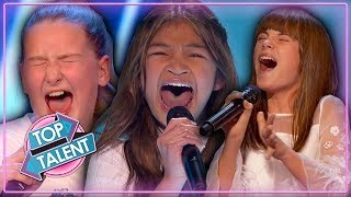 Most Talented Kid Singers Around The World | Top Talent