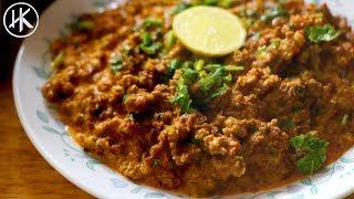 Keto Kheema (Minced Meat Dish) | Keto Recipes | Headbanger