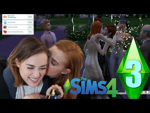 THE SIMS 4 | Our Disaster Wedding!