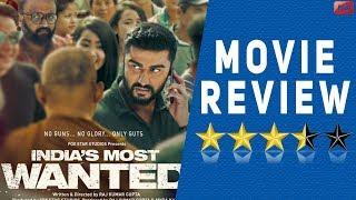 India's Most Wanted Movie Review | Arjun Kapoor | Raj Kumar Gupta
