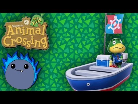 Going to the Island! -  Animal Crossing: New Leaf