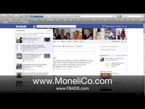 Reduce Notifications on Facebook