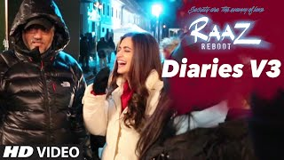 Raaz Reboot Diaries - V3 | Raaz Reboot | Emraan Hashmi, Kriti Kharbanda & Gaurav Arora | T-Series