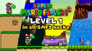 Super Mario Flash 2 & 3 Tiling Tutorial: Tanks and Airships