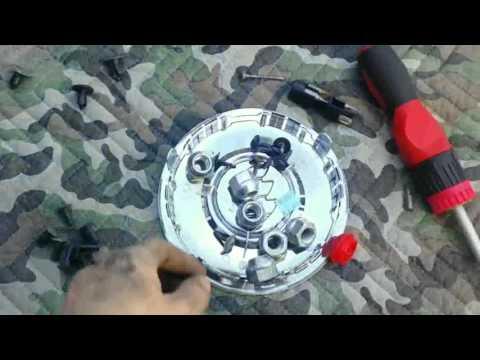Change 2013-2015 Buick Enclave headlight bulb