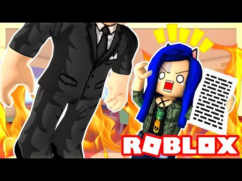 Roblox Family - MY FIRST JOB INTERVIEW EVER! I'M SO BAD AT THIS!! (Roblox Roleplay)
