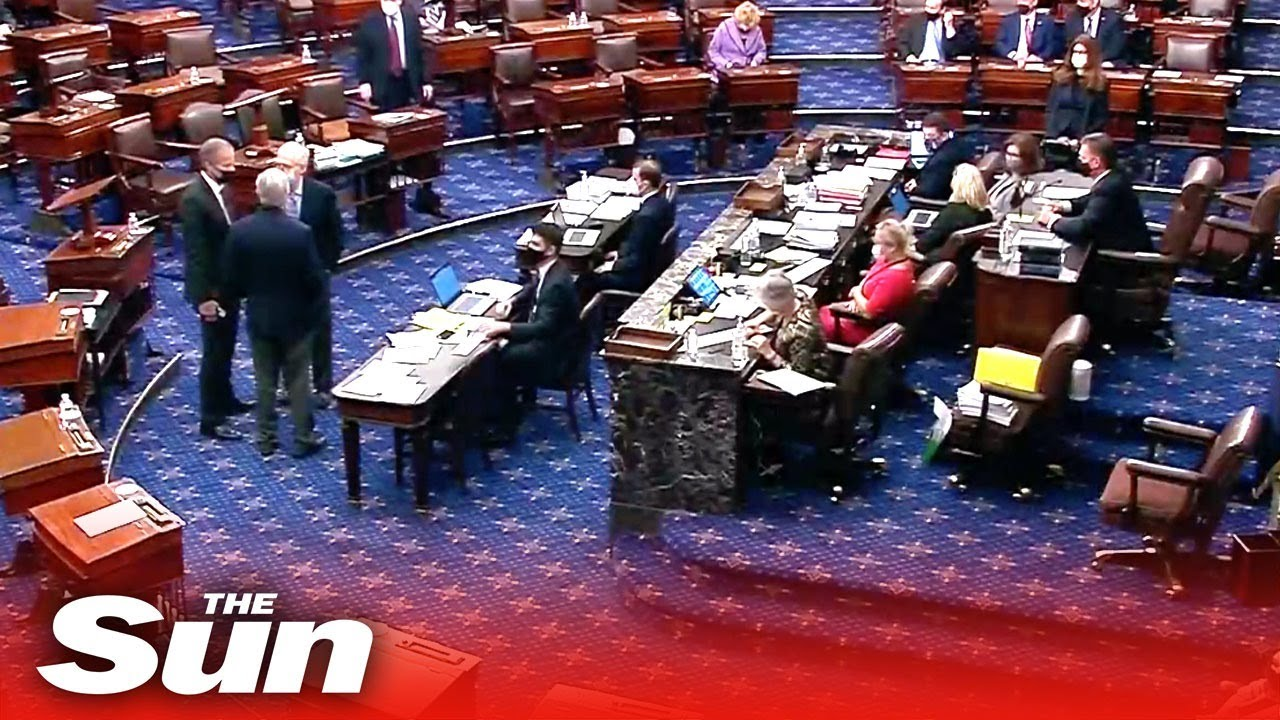 Live: Democrats advance Biden's $1.9 trillion COVID-19 bill