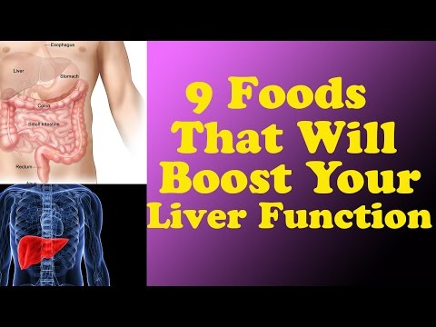 9 Foods That Will Boost Your Liver Function | Health Tips For All