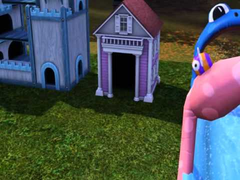 The Sims 3: Pets (Zwierzaki). Cats' woohoo and giving a birth.