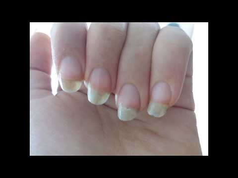 grow your nails extremely long in one week with vaseline