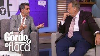 Sergio Mayer habla sobre la autopsia a José José, las regalías y su conversación con Sarita | GYF