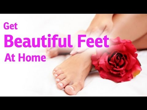 Beauty Tips - Home Remedy For beautiful Feet - Ayurvedic Remedy