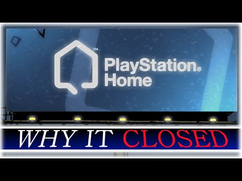 Why PlayStation Home Closed