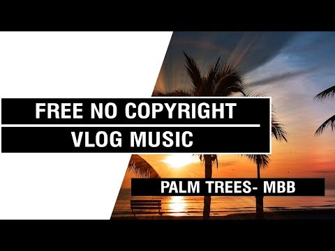 Palm Trees- MBB  [ Non Copyrighted Vlog Music ] ⚡🎧🔥