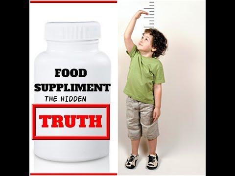 FOOD SUPPLEMENT THE HIDDEN TRUTH