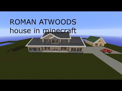 roman atwoods house in minecraft