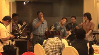 Smoke On The Water - James Ting Accompanied By Jam Band - Cover