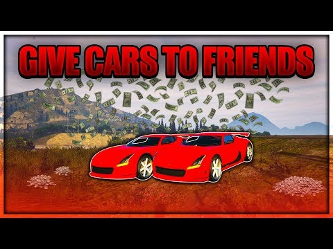 GTA 5 MONEY GLITCH 1.42 - *FREE MODDED CARS!* GIVE CARS TO FRIENDS! (Unlimited Money) PS4/XBOX/PC