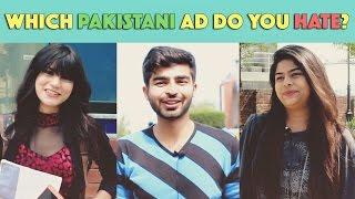 Bolo Pakistan | Which Pakistani Ad Do You Hate? | MangoBaaz