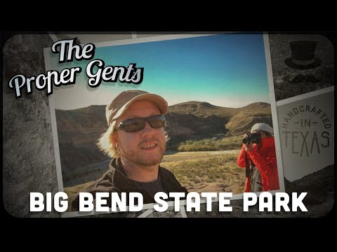 Vacation to Big Bend State Park