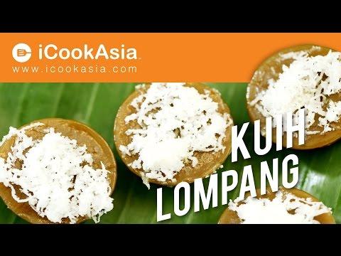 Resepi Kuih Lompang | Try Masak | iCookAsia
