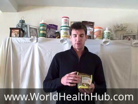 Navitas Naturals Organic Coconut Water Powder