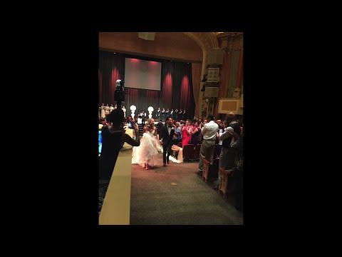 Durell & Hannah's Wedding Brooklyn Tabernacle 9/5/15